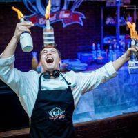 закзать бармен-шоу в Краснодаре на свадьбу