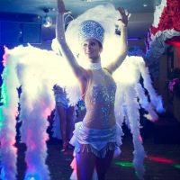 карнавальное шоу на свадьбу в Краснодаре