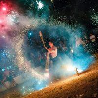 фаер-шоу в Краснодаре