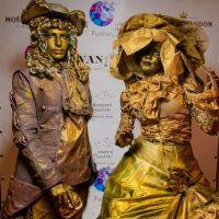 Живые статуи на свадьбу в Краснодаре