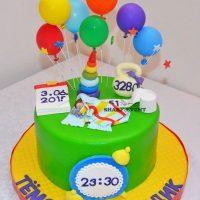 Заказать торт на детский день рождения в Краснодаре