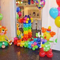 Оформление шарами в Краснодаре