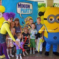 Организация детских праздников в Краснодаре