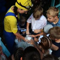 Химическое щоу на детский праздник в Краснодаре