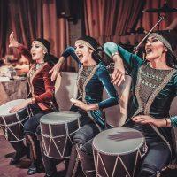 кавказское шоу на свадьбу в Краснодаре