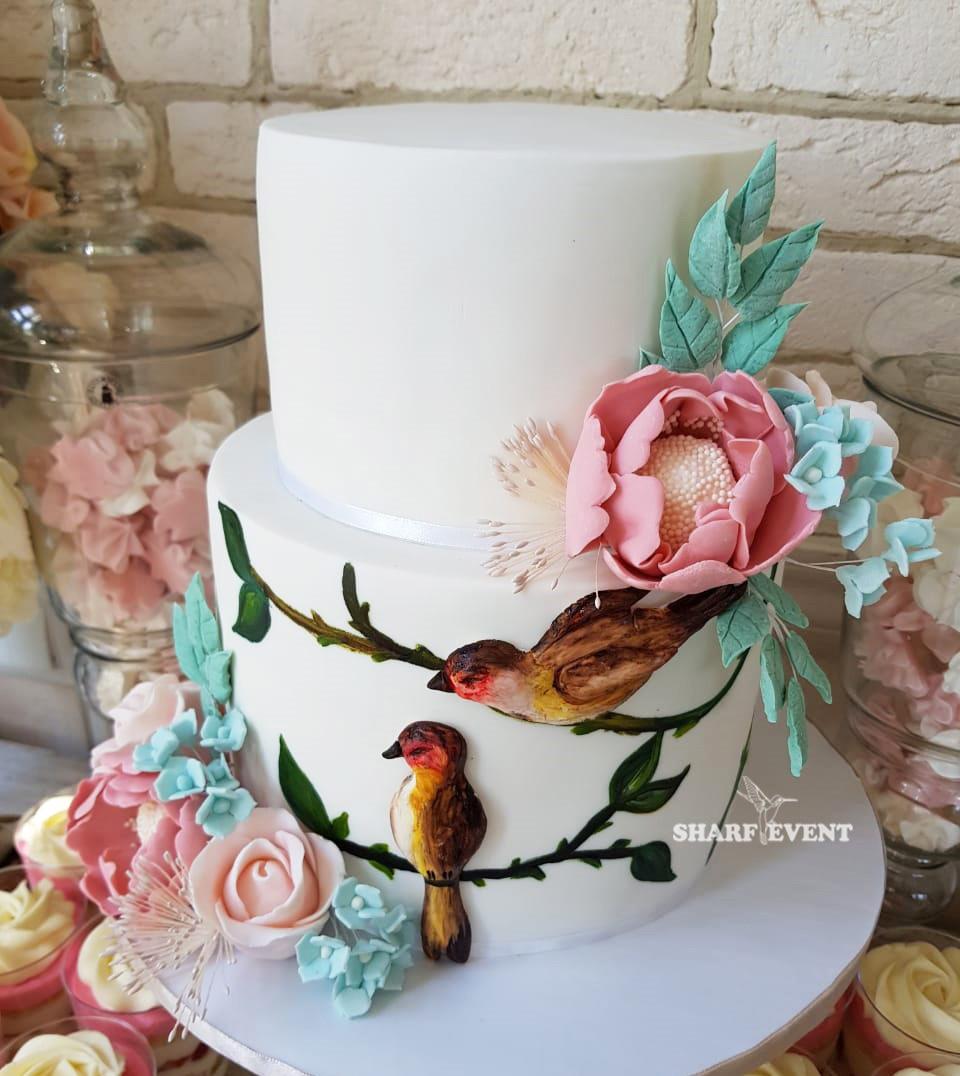 заказать торт на свадьбу