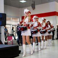 шоу барабанщиц в Краснодаре