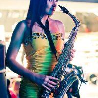 саксофонист на выездную регистрацию в Краснодаре