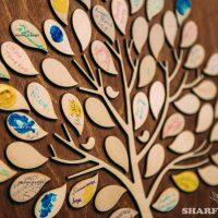 Заказать дерево пожеланий на свадьбу в Краснодаре