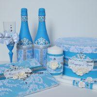 Заказать свадебный набор  в Краснодаре