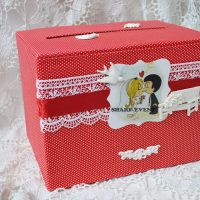 Заказать сундучок для подарков в Краснодаре