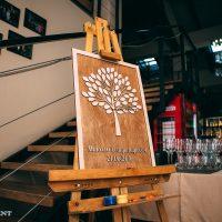 дерево пожеланий на юбилей в Краснодаре
