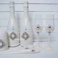свадебный набор на заказ в Краснодаре