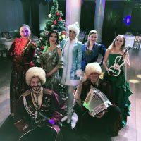 артисты на новый год в Краснодаре