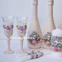 свадебные наборы ручной работы в Краснодаре