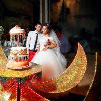 Заказать свадебный тори и шоу в Краснодаре и Краснодарском крае