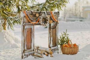 Зимняя выездная регистрация