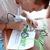 3D ручка в Краснодаре на корпоратив