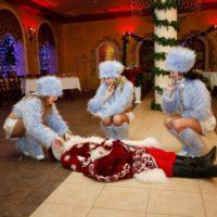 новогоднее шоу в Краснодаре