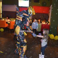 Детский аниматор-трансформер в Краснодаре